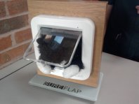 Microchip Cat Flap